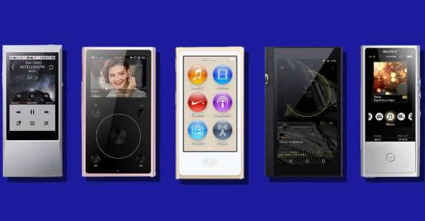 Best Mp3 Players 2020 Zymer Nation