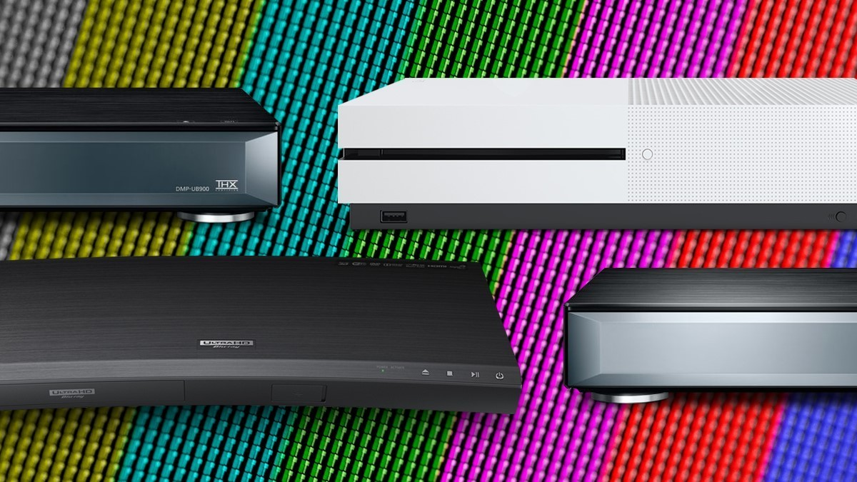 The best 4K Ultra HD Blu-ray players of March 2020