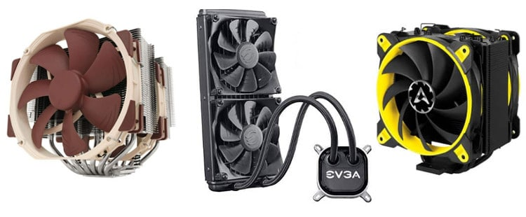 The Best CPU Air Coolers of March 2020