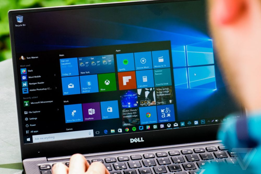 How to screenshot on Windows 10 PC
