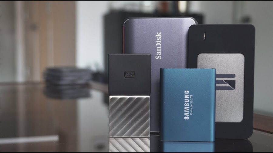 Best External SSD of March 2020