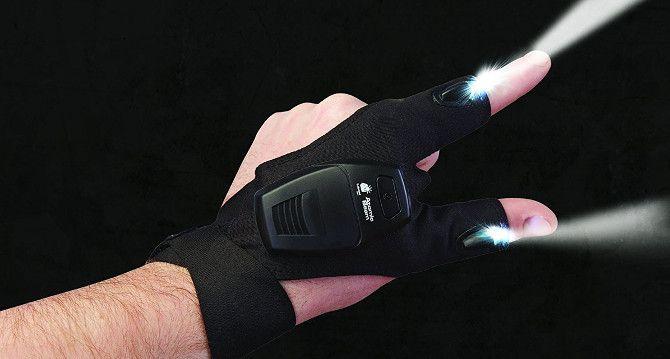 Best Flashlight Gloves 2021