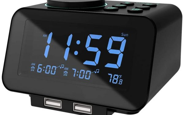 Best Led Alarm Clocks of February 2021