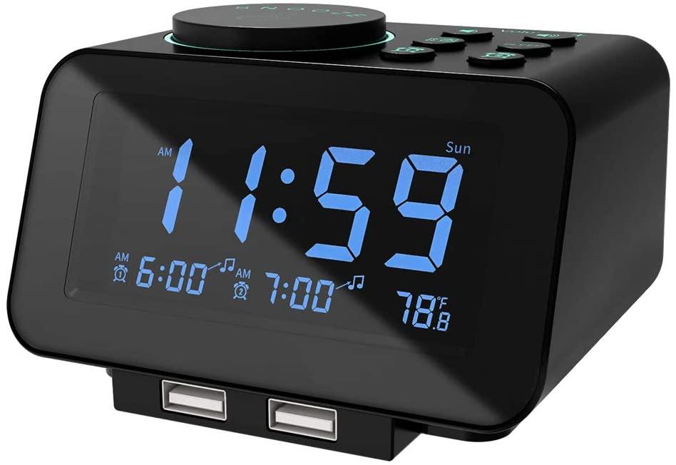 Best Led Alarm Clocks 2021